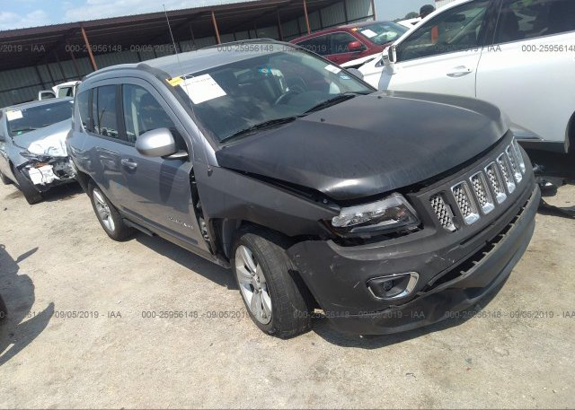 Inventory #339935897 2017 JEEP COMPASS