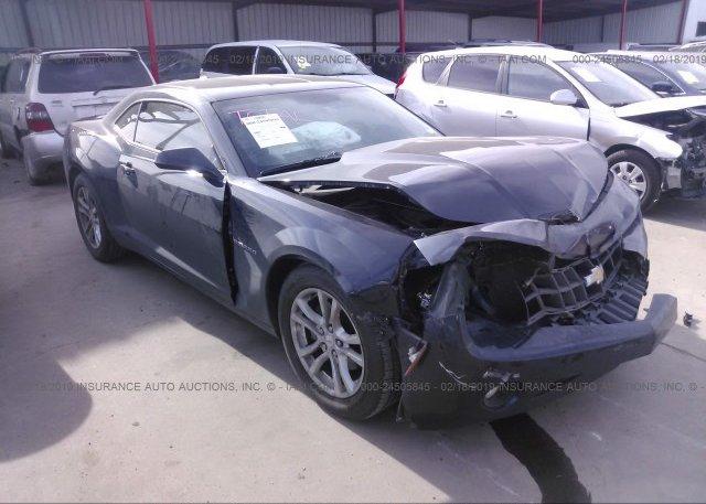 Inventory #435882602 2013 Chevrolet CAMARO