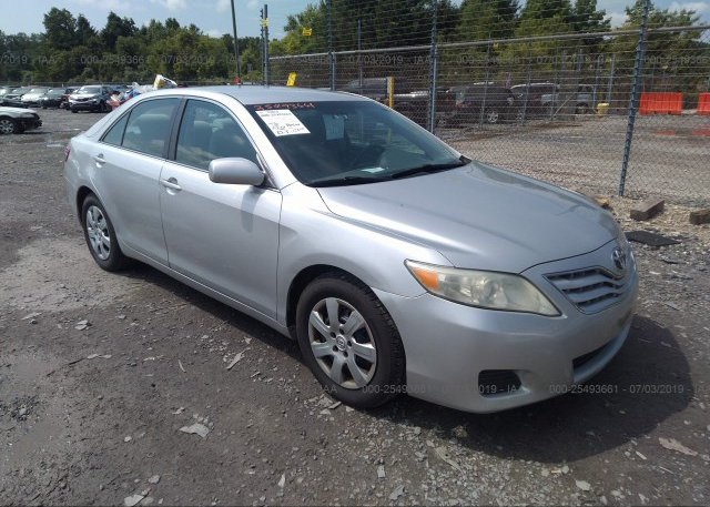 Inventory #891228375 2010 Toyota CAMRY