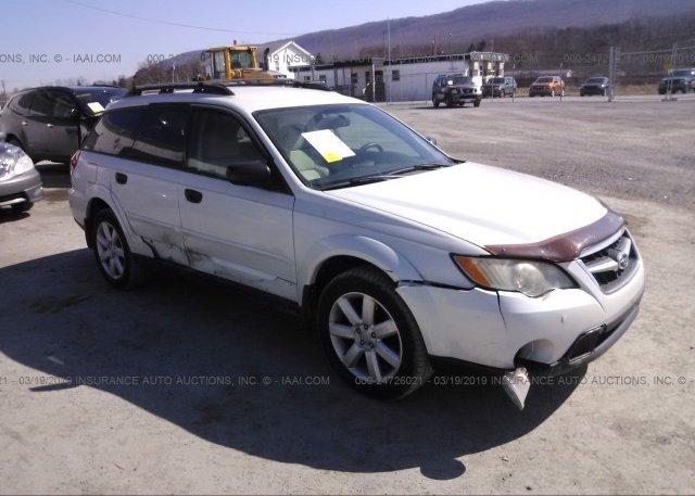 Inventory #185461983 2009 Subaru OUTBACK