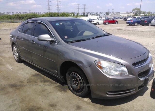 Inventory #821633246 2010 Chevrolet MALIBU