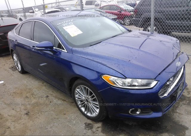 Inventory #822182026 2013 FORD FUSION