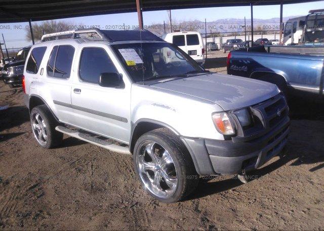 Inventory #596002812 2001 Nissan XTERRA