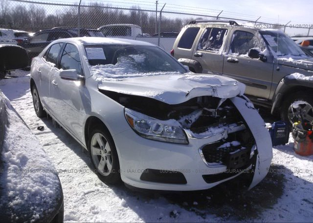 Inventory #890804038 2016 Chevrolet MALIBU LIMITED