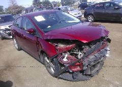 2013 FORD FOCUS - 1FADP3F22DL306702 Left View