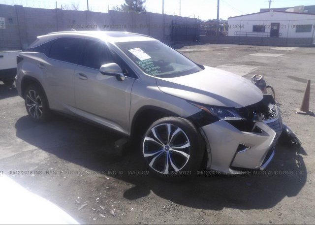 Inventory #278186445 2018 Lexus RX