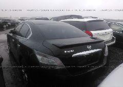 2014 Nissan MAXIMA - 1N4AA5APXEC909045 [Angle] View