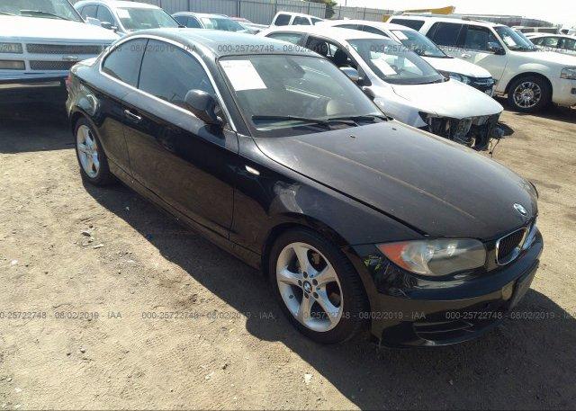 Inventory #926143092 2011 BMW 128