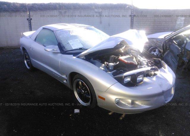 Inventory #580050055 2002 Pontiac FIREBIRD