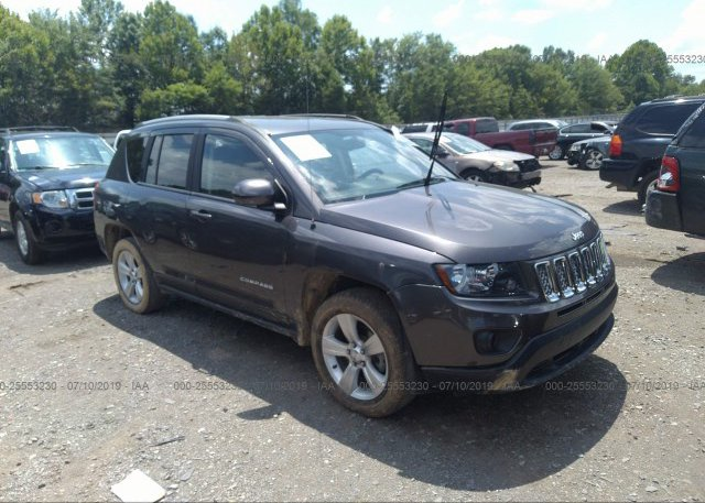 Inventory #929986801 2016 JEEP COMPASS