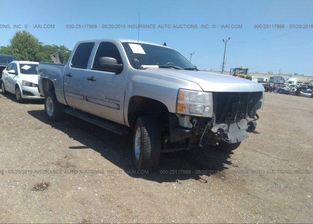 Inventory #889340135 2012 Chevrolet SILVERADO