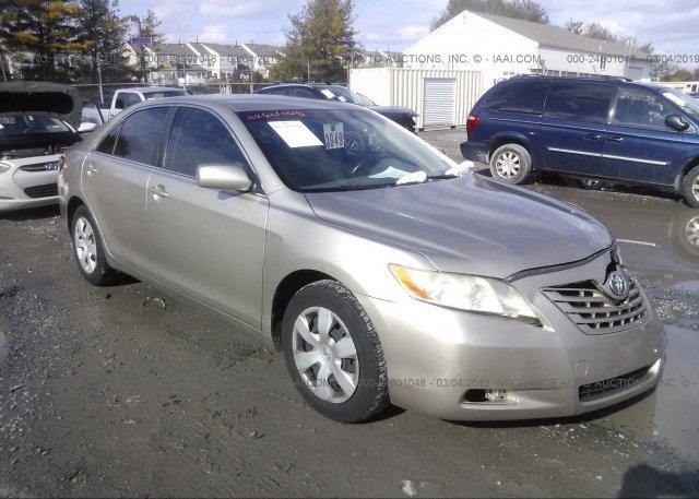 Inventory #451306482 2007 Toyota CAMRY NEW GENERAT