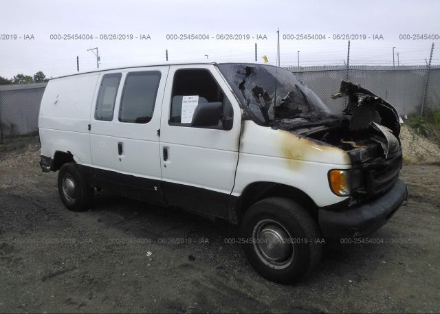 Inventory #637558572 2000 FORD ECONOLINE