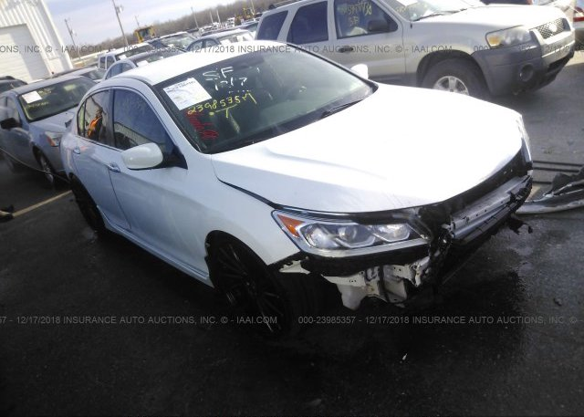 Inventory #559308599 2016 Honda ACCORD
