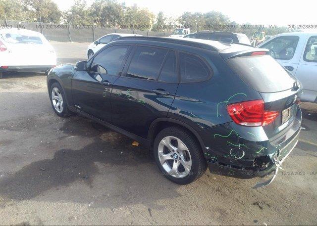 купить 2014 BMW X1 WBAVM1C51EVW49014