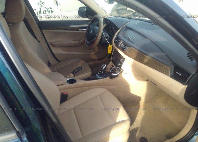 пригнать из сша 2014 BMW X1 WBAVM1C51EVW49014
