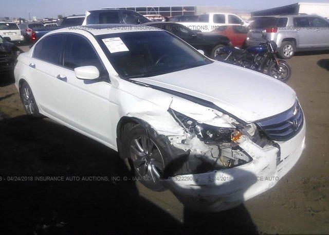 Inventory #266578125 2012 Honda ACCORD