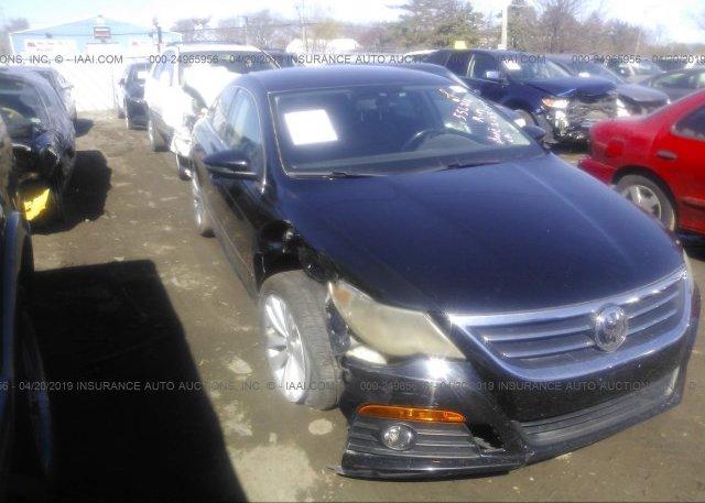 Inventory #819005328 2010 Volkswagen CC