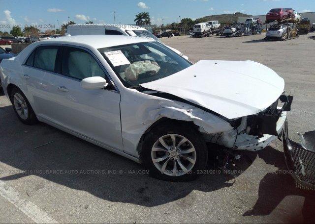 Inventory #815626513 2015 Chrysler 300