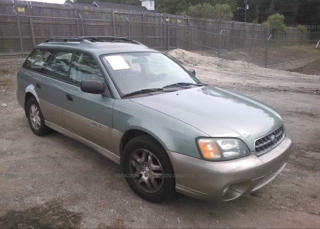 Inventory #348802169 2004 Subaru LEGACY