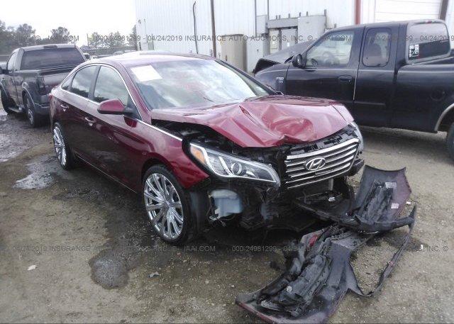 Inventory #274046484 2015 Hyundai SONATA