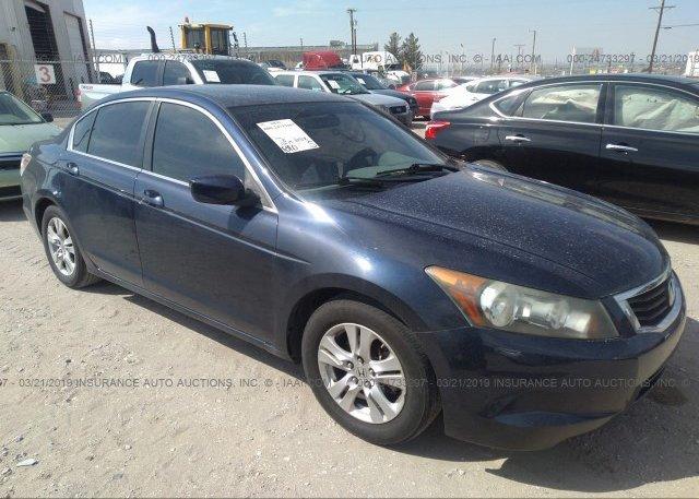 Inventory #983614017 2010 Honda ACCORD
