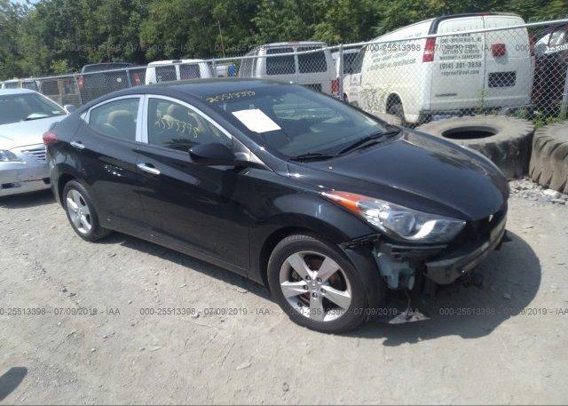 Inventory #259630272 2012 Hyundai ELANTRA