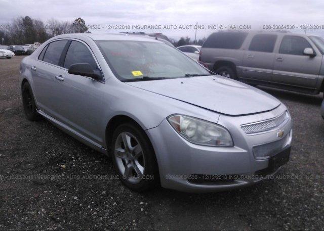 Inventory #818025532 2010 Chevrolet MALIBU