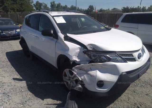 Inventory #420651872 2015 Toyota RAV4