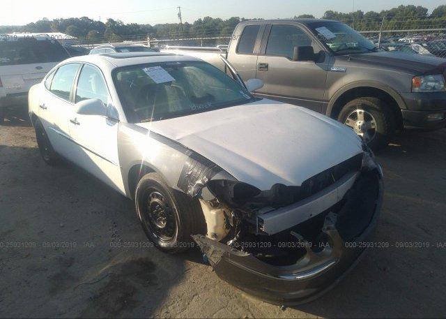 Inventory #881599600 2008 Buick LACROSSE