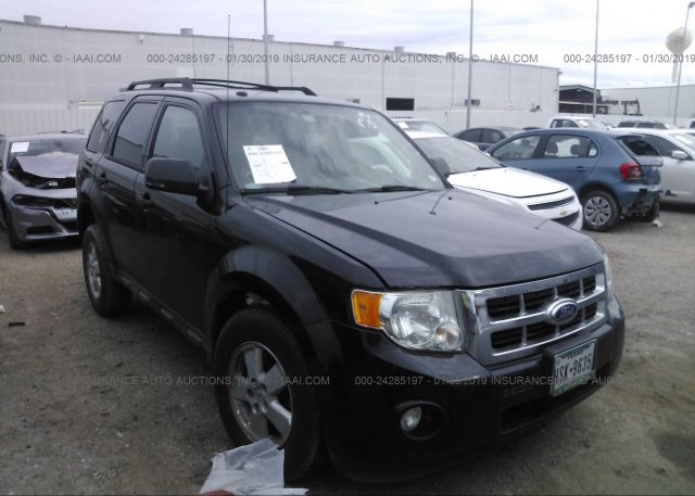 Inventory #610105128 2012 FORD ESCAPE