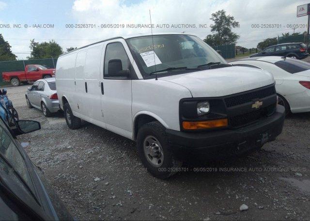 Inventory #589587976 2013 Chevrolet EXPRESS G3500