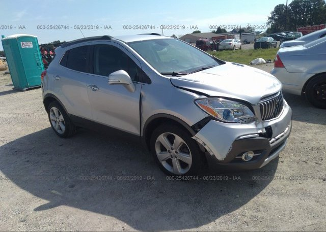 Inventory #771699008 2015 Buick ENCORE