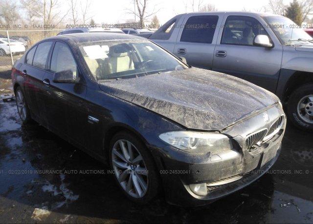Inventory #592065112 2011 BMW 535