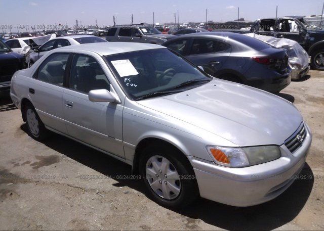 Inventory #814526571 2001 Toyota CAMRY