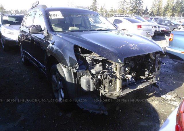 Inventory #768361799 2014 Subaru OUTBACK