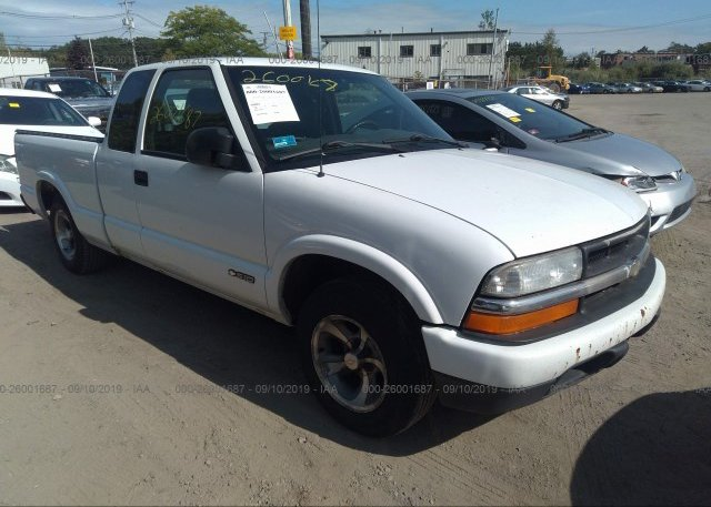 Inventory #395375282 2002 Chevrolet S TRUCK