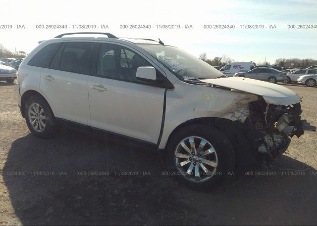 Inventory #733855593 2008 FORD EDGE