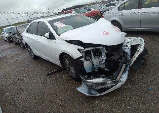 Inventory #628194202 2016 Toyota CAMRY