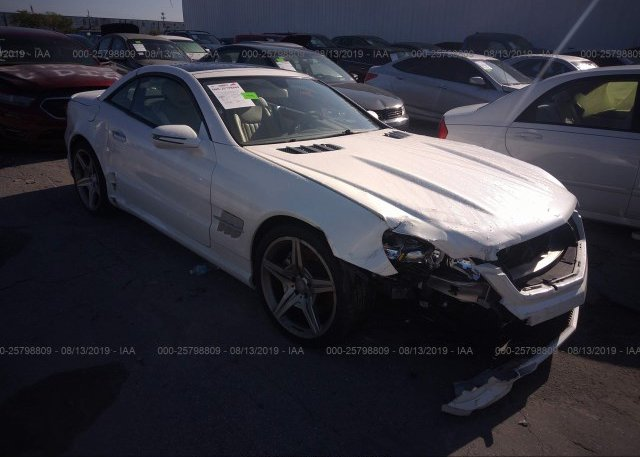 Inventory #224146358 2011 Mercedes-benz SL