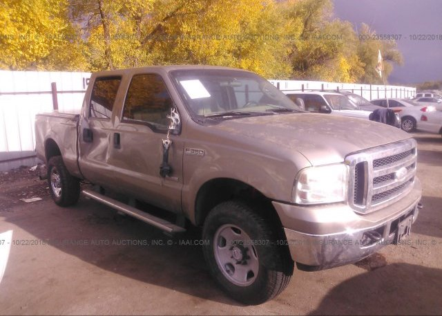 Inventory #340470655 2006 FORD F350