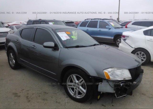 Inventory #206344778 2013 Dodge AVENGER