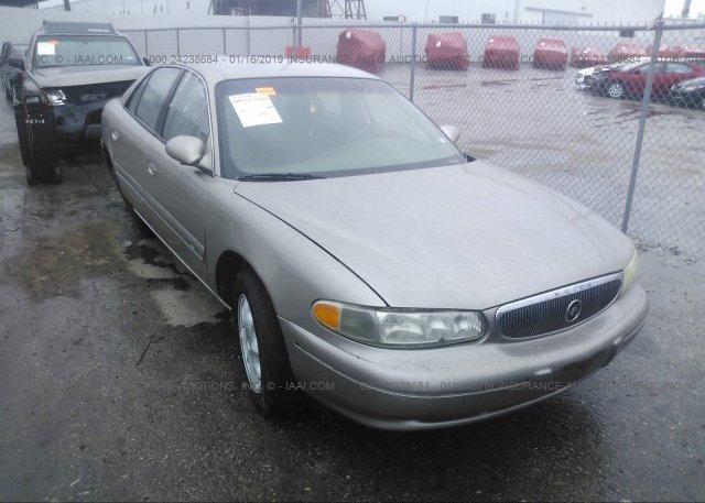 Inventory #144561780 2001 Buick CENTURY