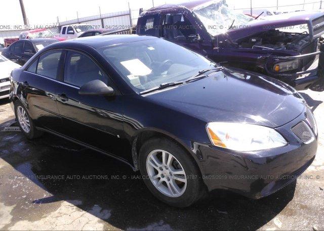 Inventory #975978732 2006 Pontiac G6