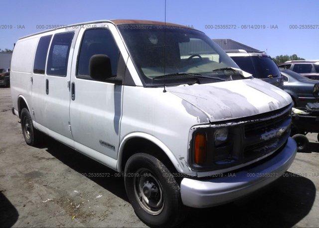 Inventory #933090793 2001 Chevrolet EXPRESS G2500