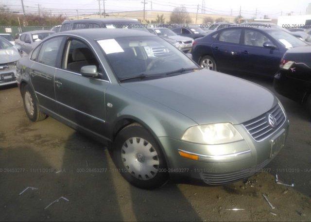 Inventory #573677187 2004 Volkswagen PASSAT