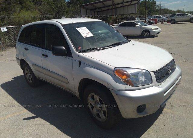 Inventory #341301405 2005 Toyota RAV4