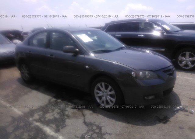 Inventory #905004572 2007 Mazda 3