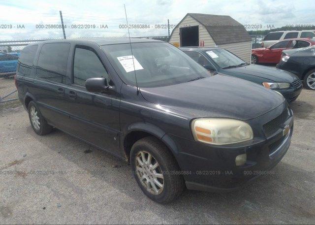 Inventory #901811217 2008 Chevrolet UPLANDER