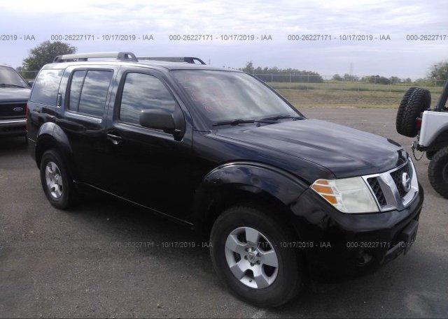 Inventory #993717092 2012 Nissan PATHFINDER